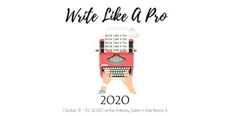 Write Like A Pro Author Conference tickets