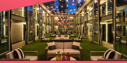 6/19 - Grand Opening of SKY DECK TERRACE @ Cachet Boutique Hotel