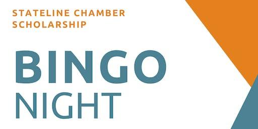 Stateline Chamber Scholarship Bingo Night