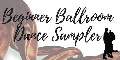 Beginner Ballroom Sampler Class