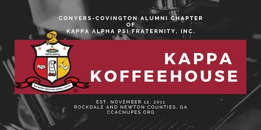 Kappa Koffeehouse: Economic Development