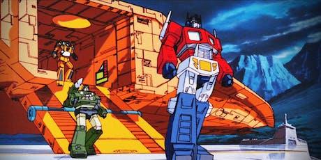 Transformers: The Movie (1986) 35mm Presentation tickets