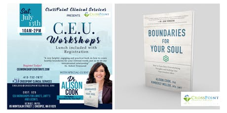 Boundaries for Your Soul: A Christian Approach to Internal Family Systems tickets