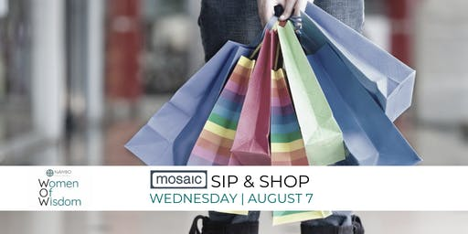 2019 Mosaic District Sip & Shop
