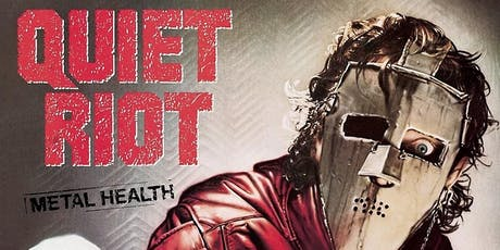 Quiet Riot At Poopy's tickets