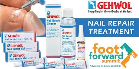 GEHWOL NAIL REPAIR TREATMENT CLASS tickets