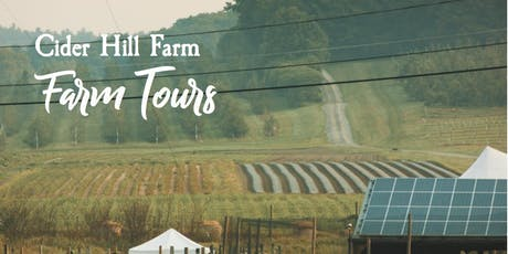 Farm Tours: Take a Ride Behind the Scenes tickets