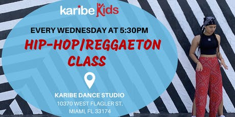 Reggaeton/Hip-Hop for Ages 6+ tickets