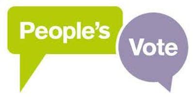 People's Vote Cumbria - Campaigning Workshop