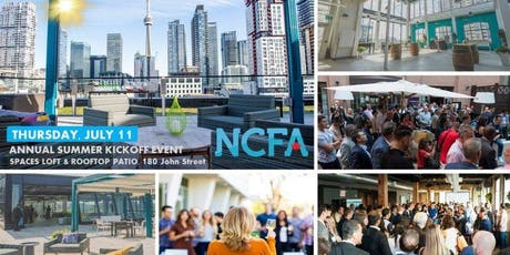NCFAs 5th Annual Fintech & Funding Summer Kickoff Event! billets
