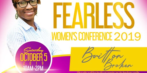 3rd Annual Fearless Women's Conference
