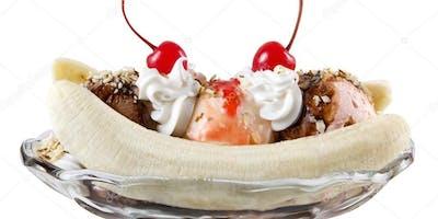 Kids cooking class - All-American Banana Split