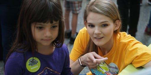 Marbles Volunteer Open House