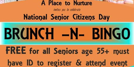 BRUNCH N BINGO tickets