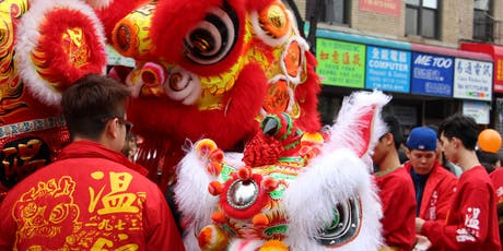 Lion Dance at Kings Highway Station tickets