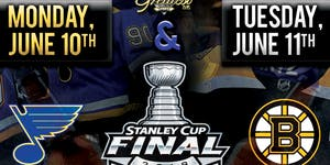 Stanley Cup Finals Preparty @ The Greatest Bar