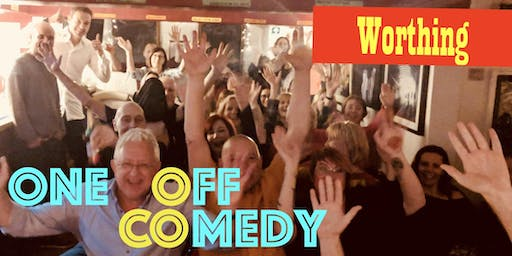 One-off Comedy Night - Worthing