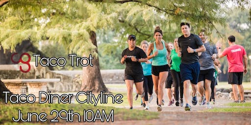 CG Taco Trot - 1, 2, or 3 mile fun run