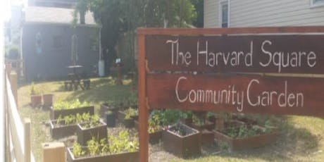 Community Garden Fundraiser tickets