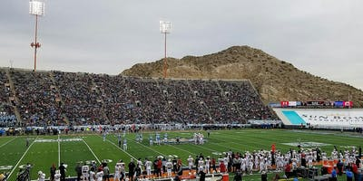 Sun Bowl New Orleans Watch Party