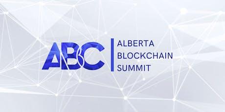 Alberta Blockchain Summit  tickets