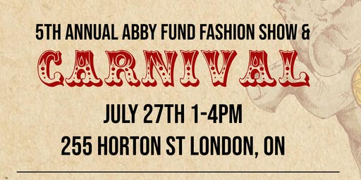 5th Annual Abby Fund Fashion Show