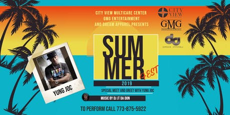 City View Summer Fest 2019 tickets