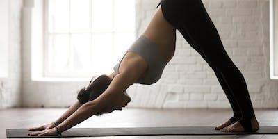 Yoga with Dr. Jordan