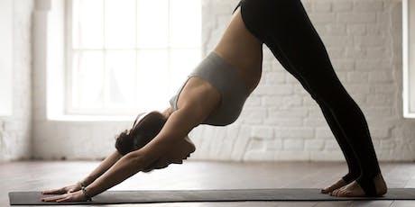 Yoga with Dr. Jordan tickets