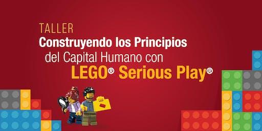 Conferencia Construyendo los principios del capital humano con LEGO Serious Play