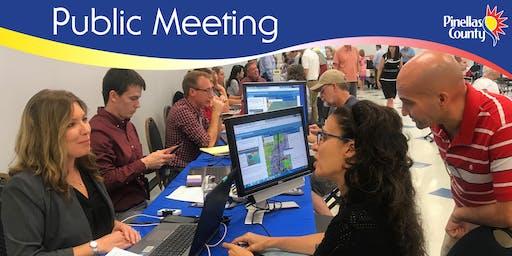 Flood Map Public Meetings- Oldsmar