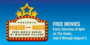 Screen On The Green, Free Summer Movie Series