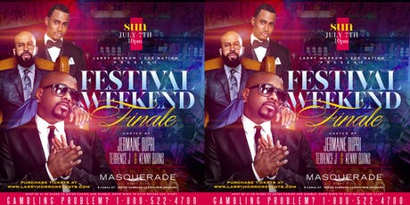 """""""THE FINALE """" HOSTED BY JERMAINE DUPRE, TERRENCE J, KENNY BURNS & FRIENDS tickets"""