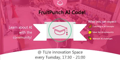 FruitPunch AI Code + Dinner - 27th of August