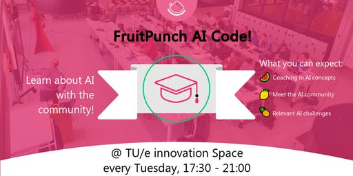 FruitPunch AI Code + Dinner - 18th of June