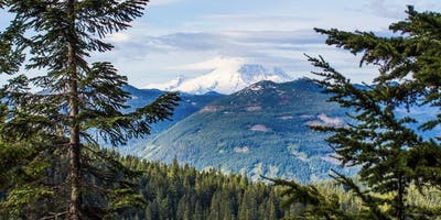 Let's hike Pratt Lake via Tilapus Lake!
