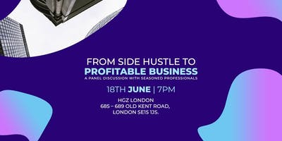 From Side Hustle To Profitable Business
