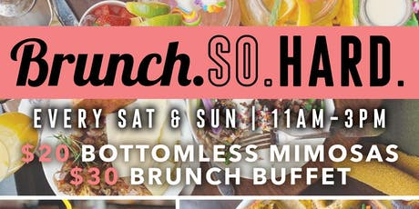 BRUNCH SO HARD tickets