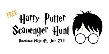 Harry Potter Scavenger Hunt tickets