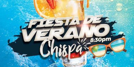 Fiesta de Verano con Chispa tickets