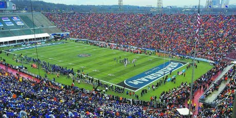 Birmingham Bowl New Orleans French Quarter Party tickets