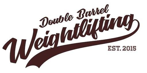 Double Barrel Open