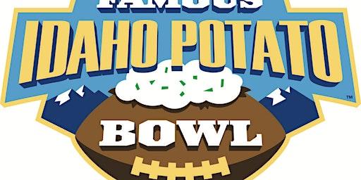Nevada vs Ohio Idaho Potato Bowl New Orleans French Quarter Party