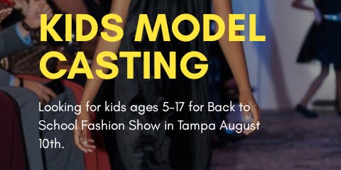 Time To Rule, Back To School Fashion Show