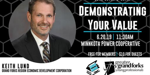 June Lunch & Learn: Demonstrating Your Value