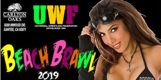 UWF Beach Brawl 2019