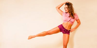 Tone Up Tuesday: FitSpirit Workout (by Antonella Baricelli)