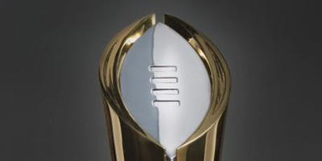 NCAA Football National Championship New Orleans Watch Party tickets