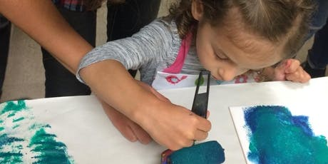 Printmaking Sampler for Families tickets