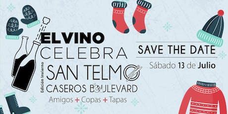 El Vino Celebra edición San Telmo tickets